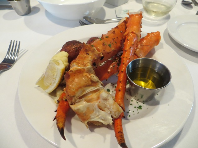 Amazing King Crab