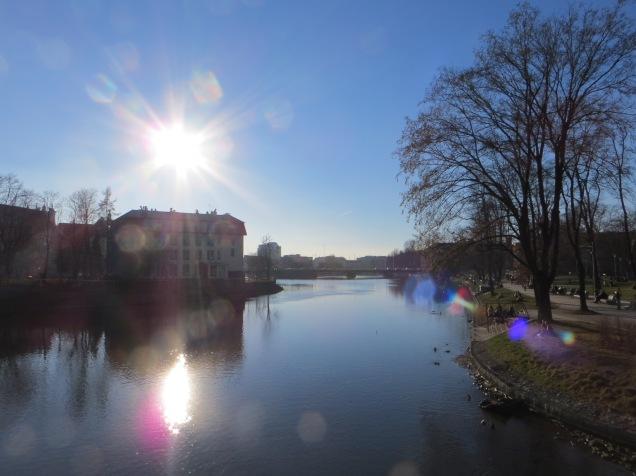 Sunny Wroclaw