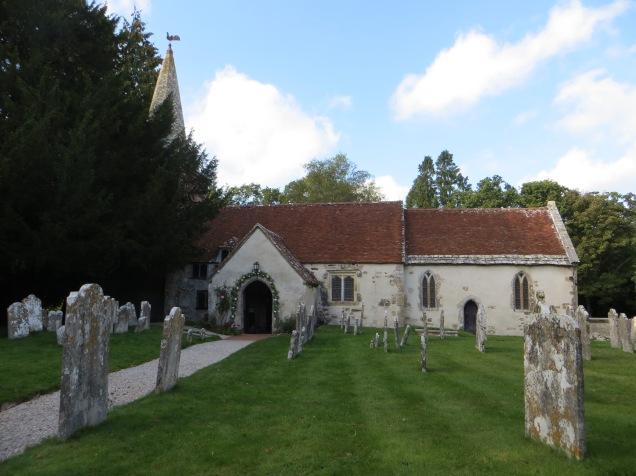 Lovely 8th century church