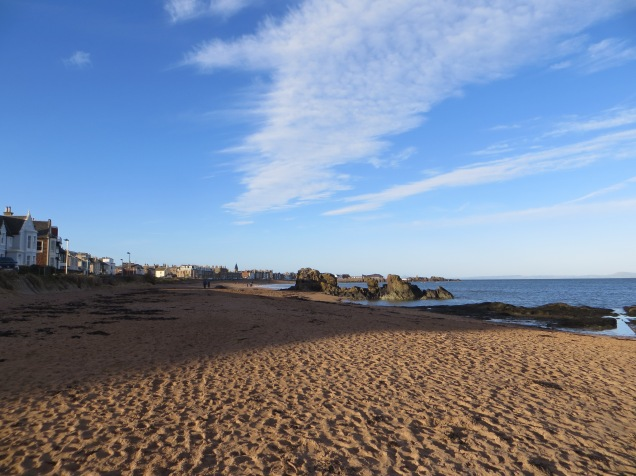 Beach at North Berwick