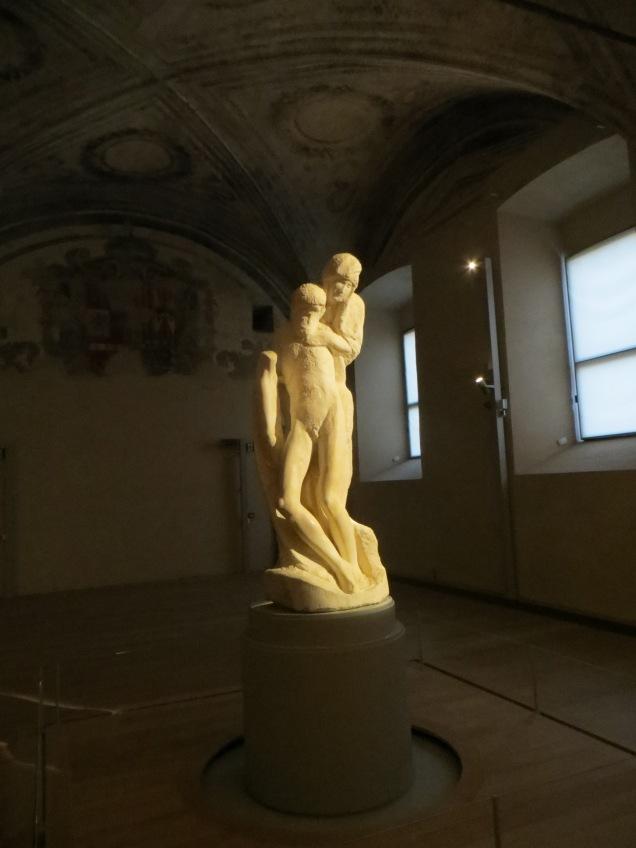Rondanini Pietà, Michelangelo's last sculpture